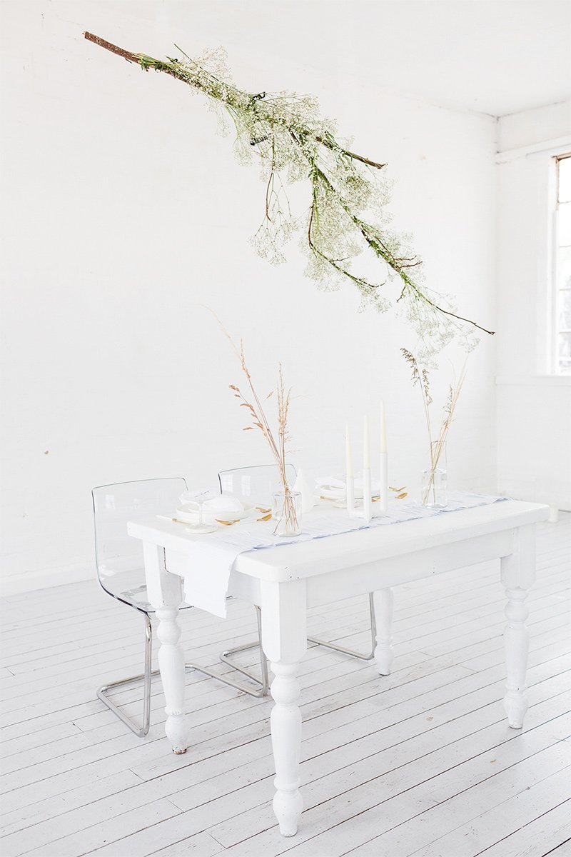 Funky-Creative-All-White-Wedding-Inspiration-The-Vintage-House-That-Could-18