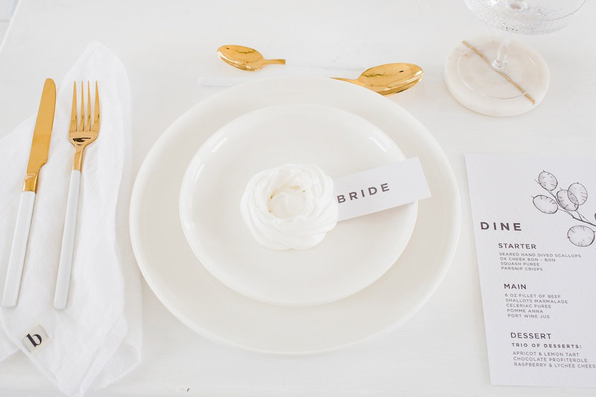 Funky-Creative-All-White-Wedding-Inspiration-The-Vintage-House-That-Could-7