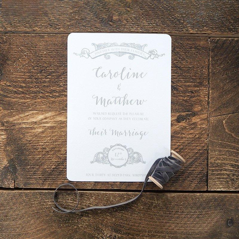 Bonny and Clyde Wedding Boutique finer details image