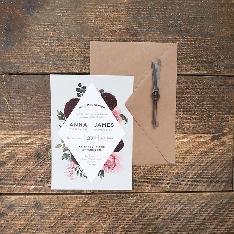 anna and james wedding stationery 6