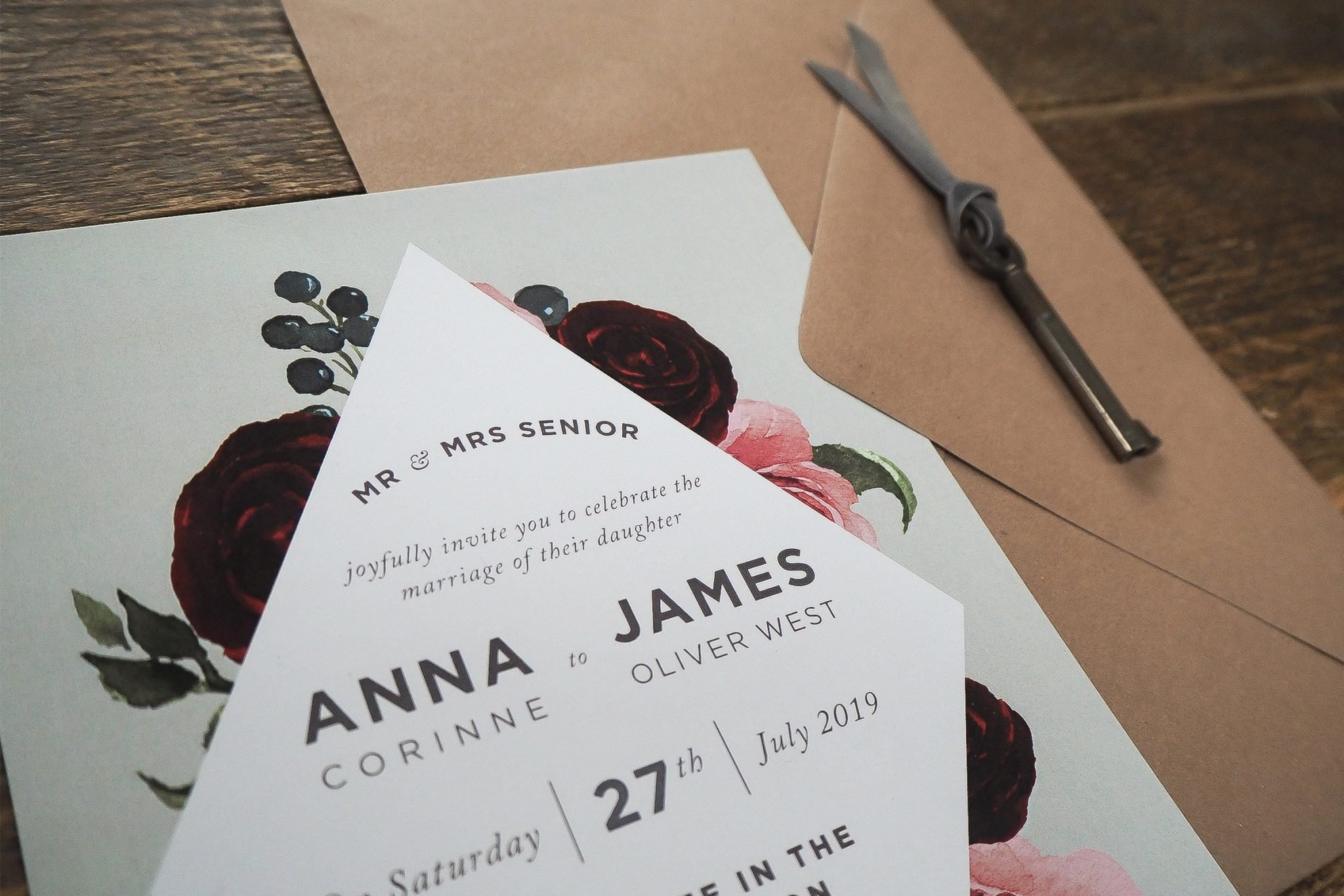 anna and james wedding stationery 7