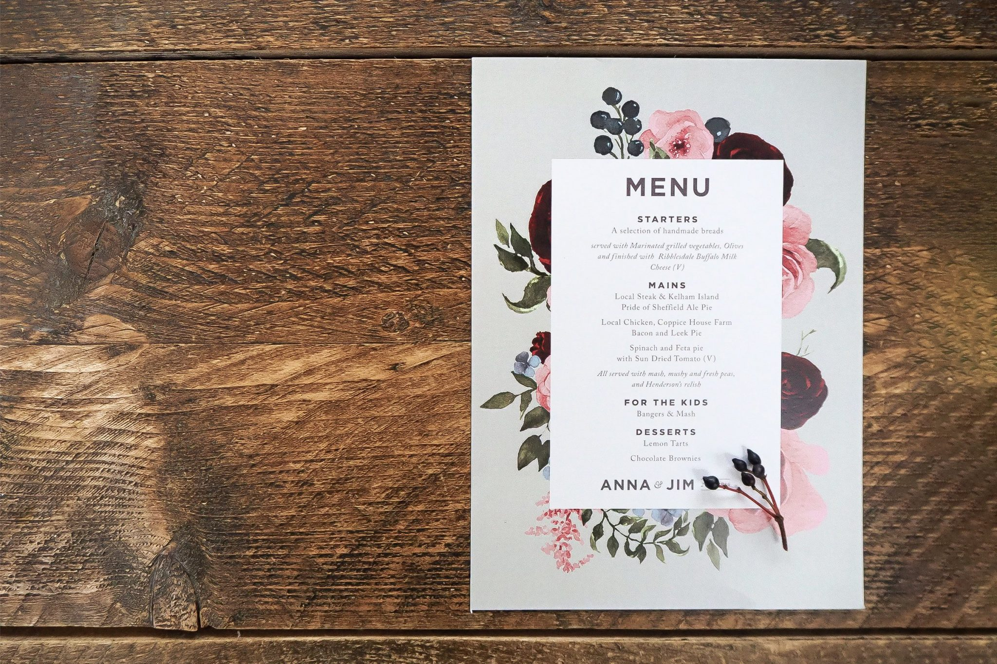 anna and james wedding stationery 8