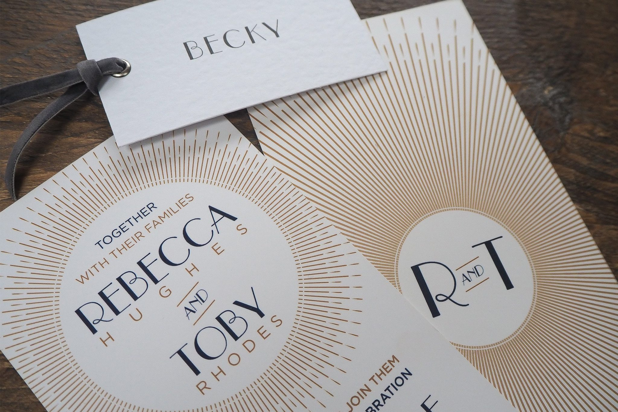 becky and toby wedding stationery 5