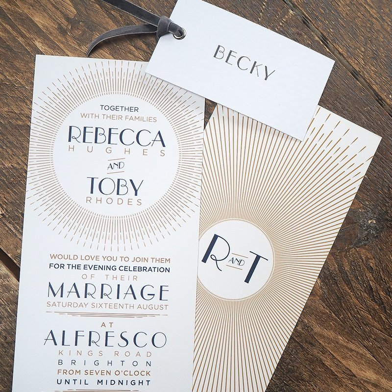 becky and toby wedding stationery 6