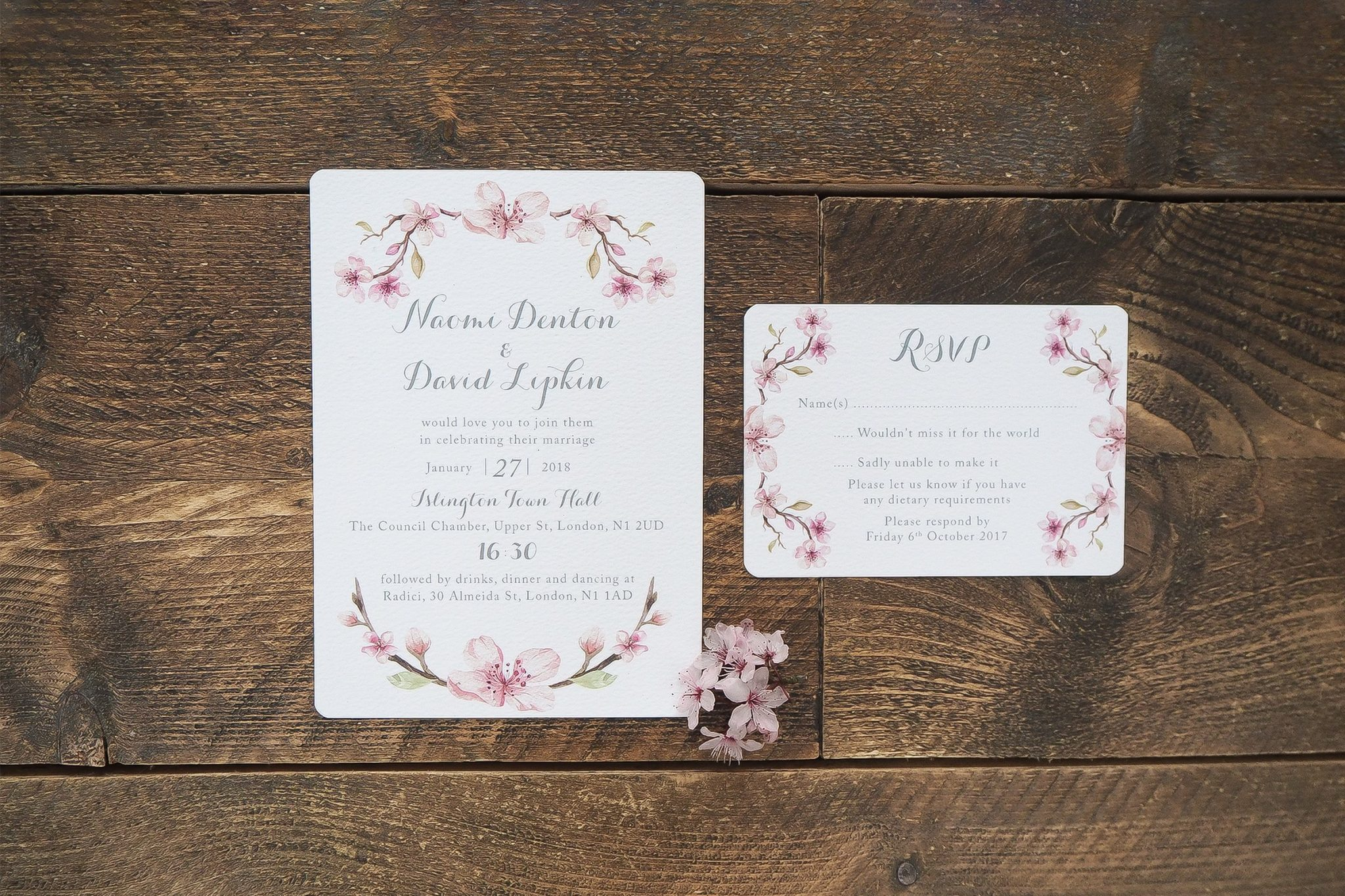 naomi and david wedding stationery 3
