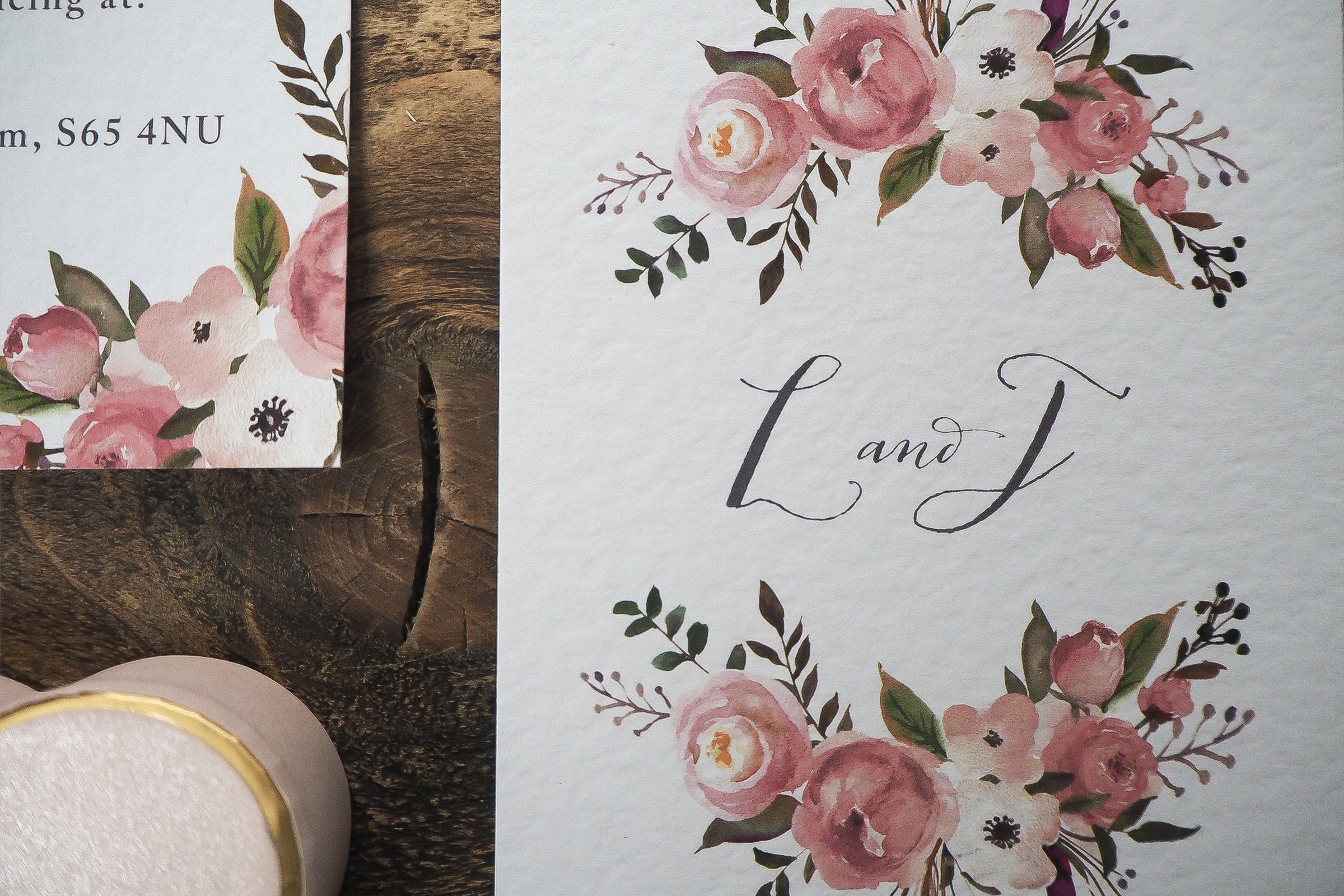 naomi and david wedding stationery 7