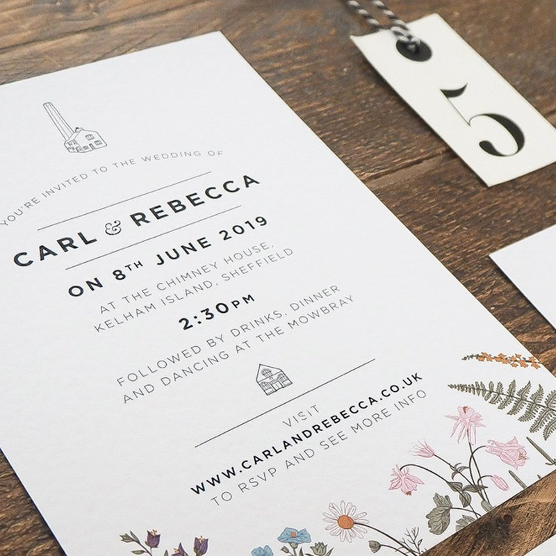 rebecca and carl wedding stationery 9