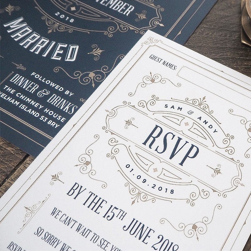 sam and andy wedding stationery 4B