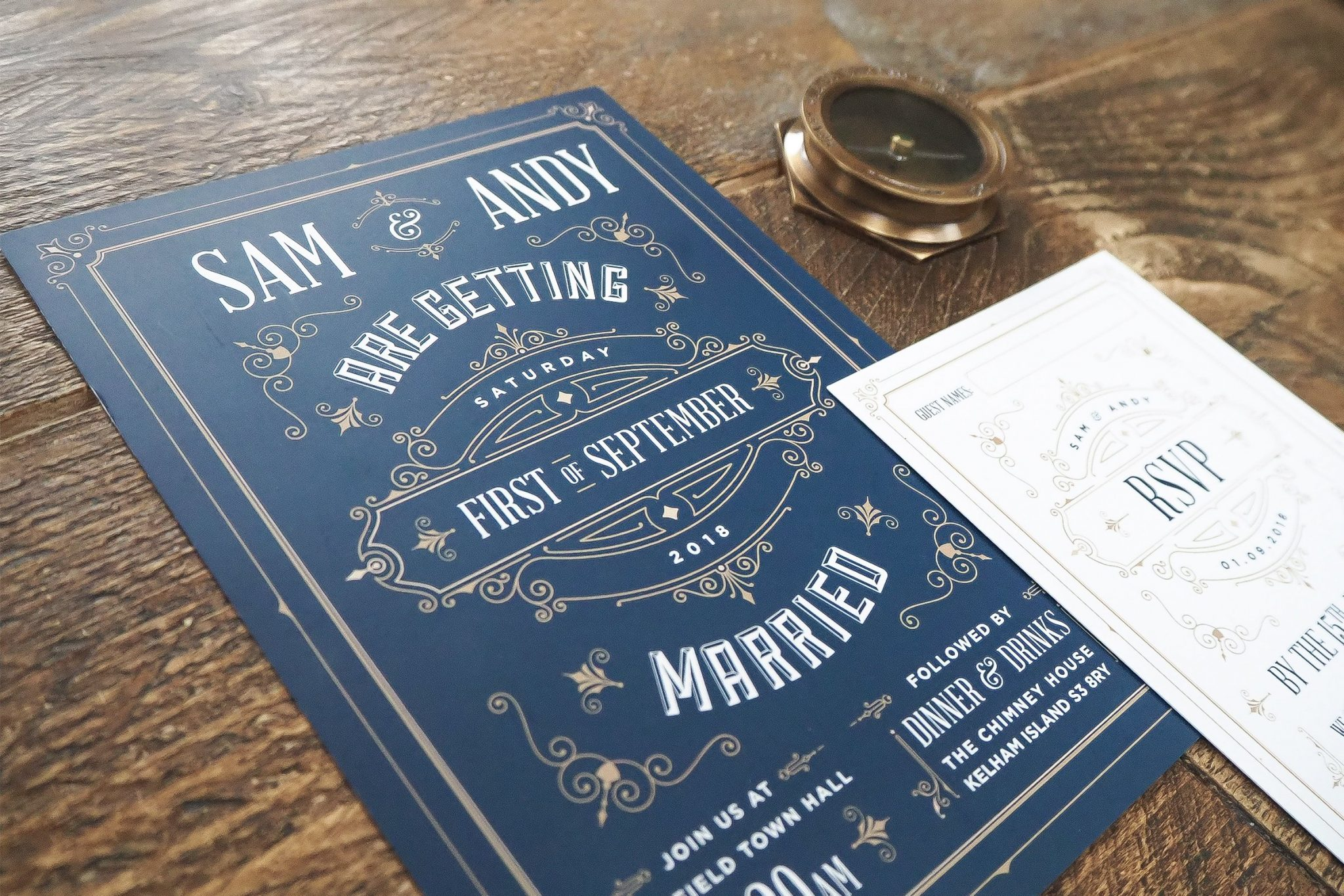 sam and andy wedding stationery 5