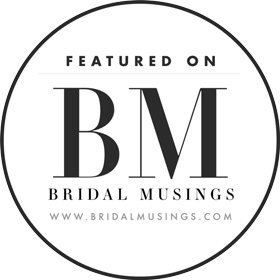 Bonny and Clyde Wedding Boutique feature on Bridal Musings