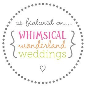 Bonny and Clyde Wedding Boutique feature on Whimsical Wonderland Weddings